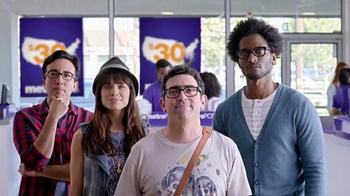 MetroPCS TV Spot, 'Selfies'