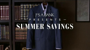 JoS. A. Bank TV Spot, 'Summer Savings: Traveler Shirts'