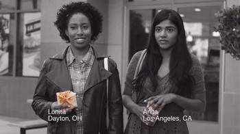 Taco Bell A.M. Crunchwrap TV Spot, 'Breakfast Defectors: Anita and Lonita' thumbnail