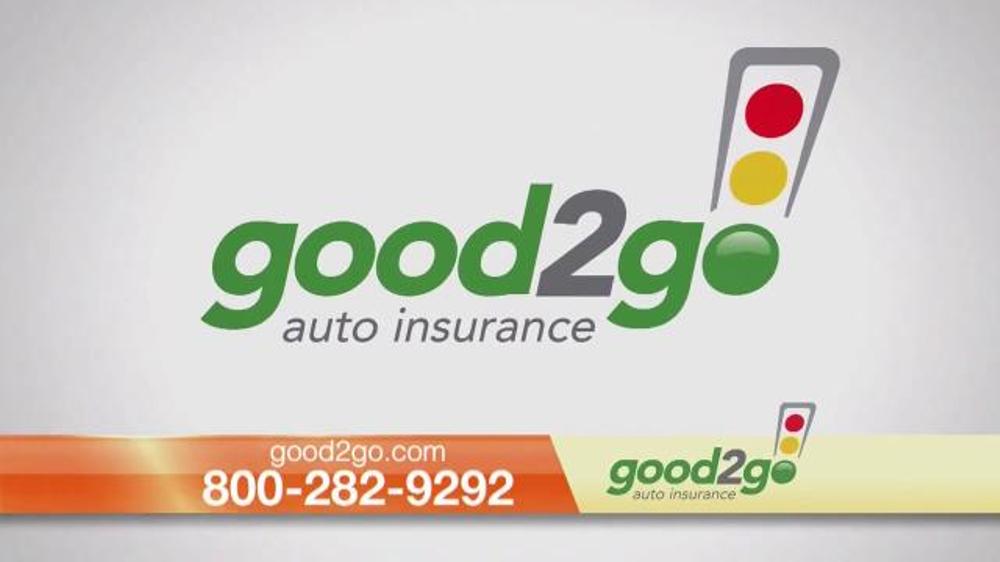 Good 2 Go Auto Insurance Tv Commercial Drive Legal