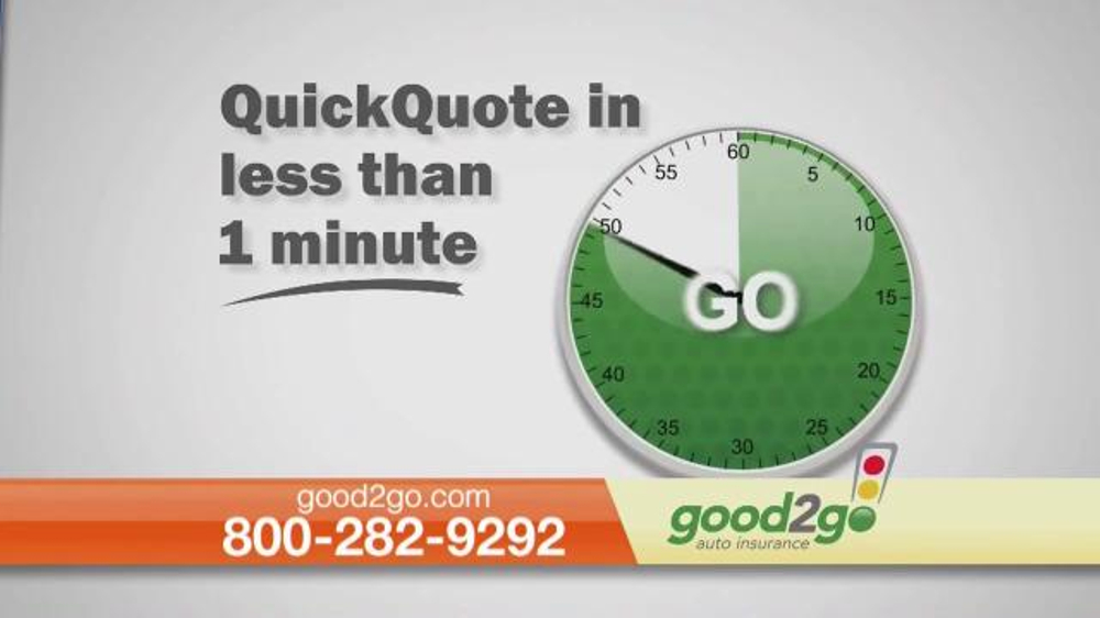 Good2Go Insurance Review >> Good To Go Auto Insurance Quote