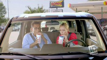 Sonic Drive-In Candy Slushes TV Spot, 'Investigation Discovery' thumbnail