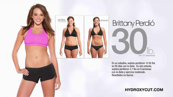 Hydroxy Cut TV Spot, 'La marca número' [Spanish]