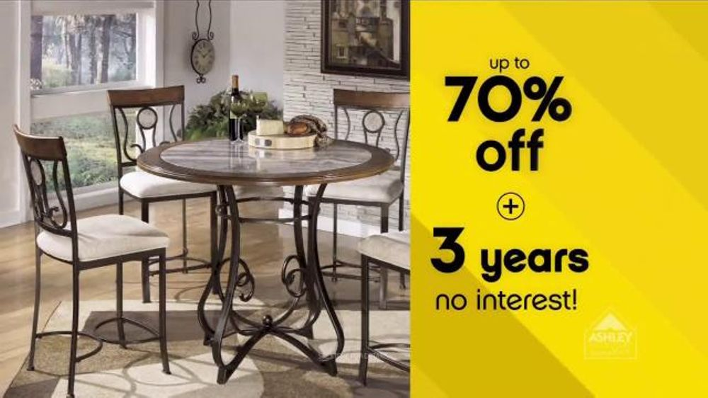 Ashley Furniture Homestore National Sale & Clearance Event
