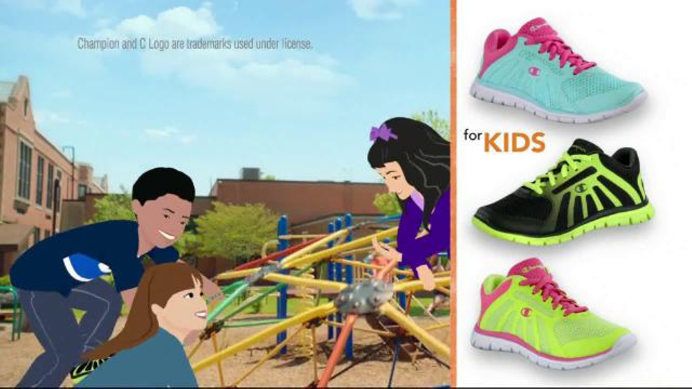 Payless Shoe Source TV Spot, 'Ready for the Playground'