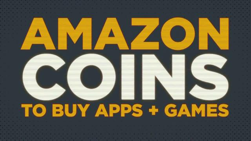 Amazon Coins TV Spot, 'Play More, Spend Less' thumbnail
