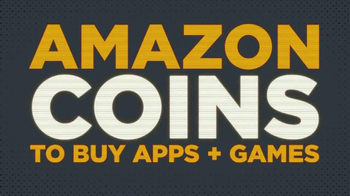Amazon Coins TV Spot, 'Play More, Spend Less'