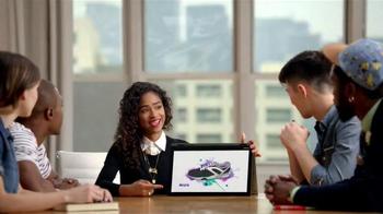 Toshiba Satellite Radius TV Spot, 'Entrepreneur' Featuring Vashtie Kola