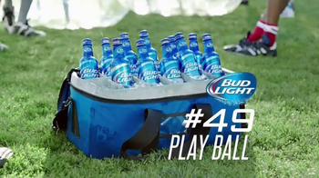 Bud Light TV Spot, 'Summer Bucket List: Play Ball'