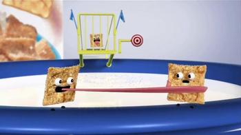 Cinnamon Toast Crunch TV Spot, 'Dunk Tank'