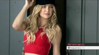 Fabletics.com TV Spot, 'For the Girls' Featuring Kate Hudson