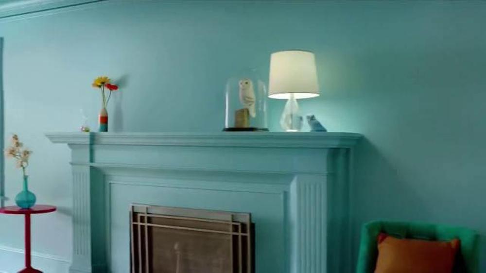 Glidden Premium Interior Paint Primer Tv Commercial 39 Walls This Beautiful 39