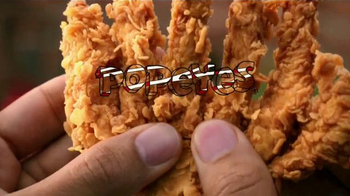 Popeyes Rip'N Chick'N TV Spot, 'Sabrosa' [Spanish]