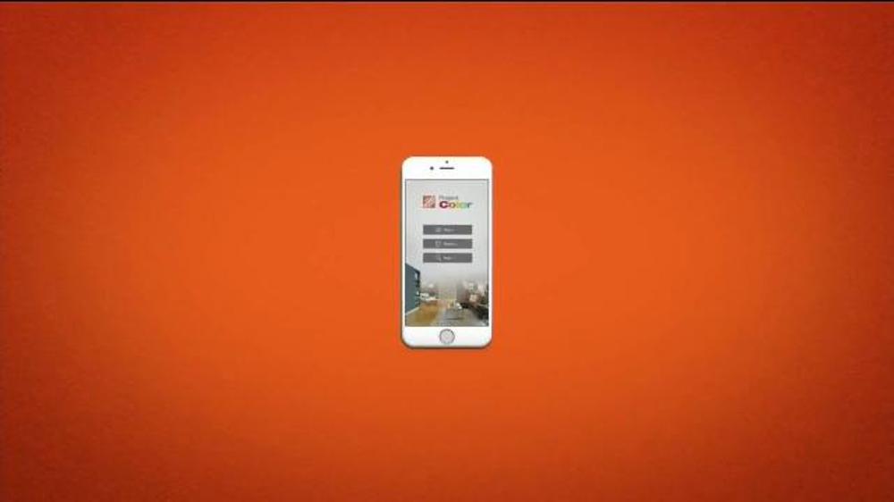 The Home Depot Project Color App Tv Spot 39 Virtual Test