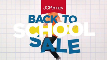 JCPenney: Back to School Sale: Hurry In