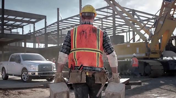 Ford F-150 TV Spot, 'Marchando' [Spanish] thumbnail