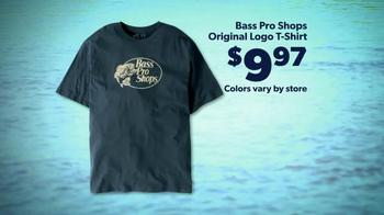 Bass Pro Shops TV Spot, 'T-Shirts, Shorts & Backpacks'