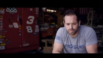 Rogue Fitness TV Spot, 'I Love' Featuring Rich Froning
