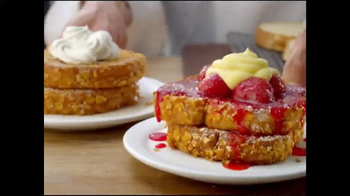 IHOP Double-Dipped French Toast TV Spot, 'Friends'