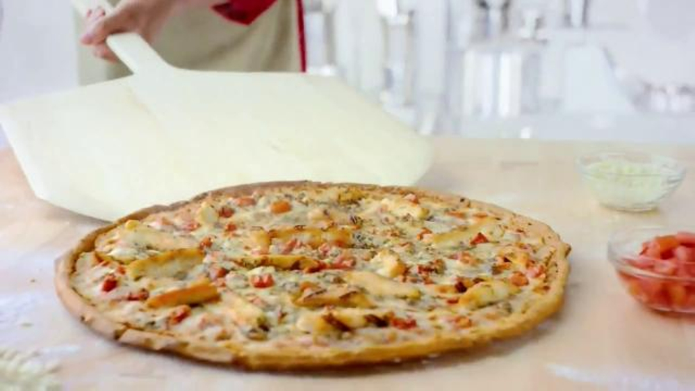 Papa John 39 S Grilled Chicken Margherita Pizza Tv Commercial 39 Light And Fresh 39