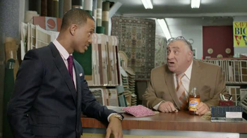Snapple TV Spot, 'Real Fact #122' Featuring Terrence Jenkins