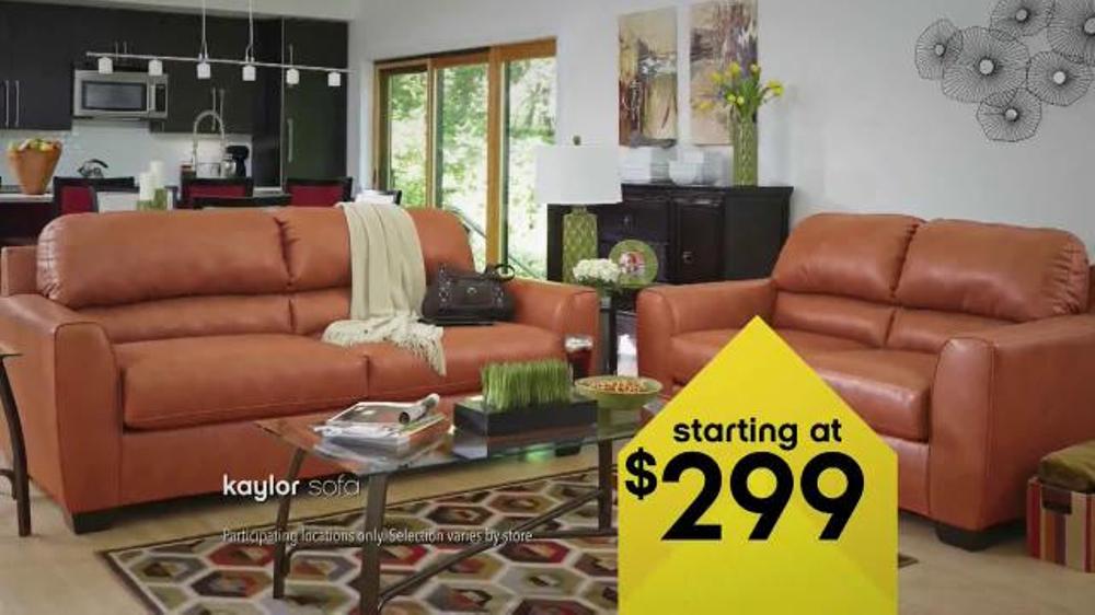 Ashley Furniture Homestore National Sale Clearance Tv Spot 39 Delivery 39 Screenshot 4
