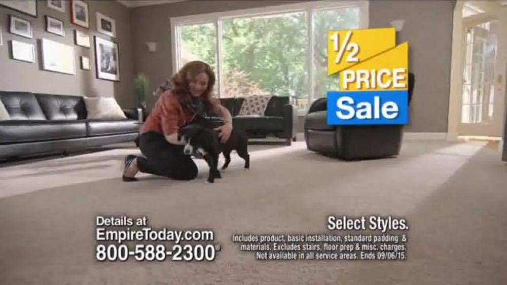 Empire Today Half Price Sale Tv Commercial Best Sale