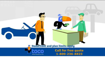 Toco Warranty TV Spot, ' Vehicle Service Contract'