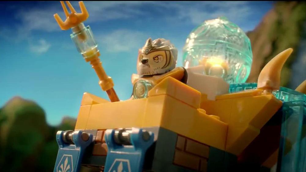 Legends Auto Ranch >> LEGO Legends of Chima The Lion Chi Temple TV Spot - iSpot.tv