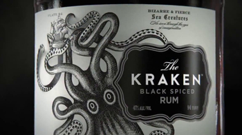 The Kraken Black Spiced Rum TV Spot, Song by Bobby Darin