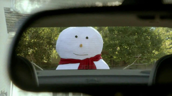 Kmart TV Spot, 'Sneaky Snowman'