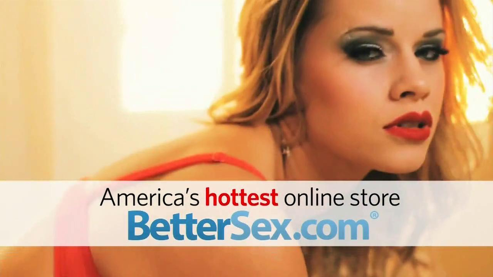 BetterSex.com TV Spot, 'Hottest Selection of Adult Products & Movies' - Screenshot 3