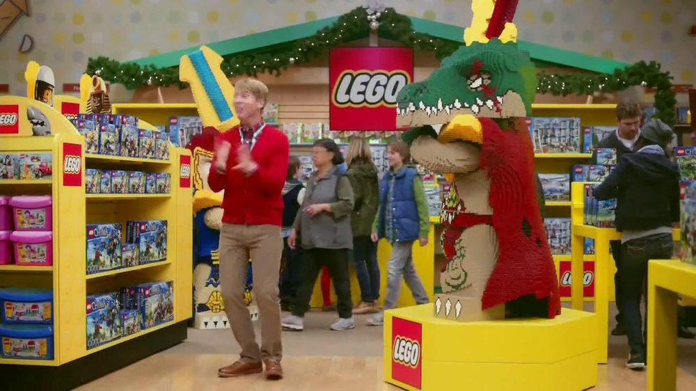 Barnes & Noble TV Spot, 'Holiday Gift Ideas' Featuring Jack McBrayer - Screenshot 6