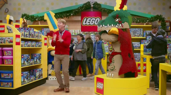 Barnes & Noble TV Spot, 'Holiday Gift Ideas' Featuring Jack McBrayer - Thumbnail 6