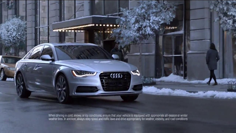 The Season of Audi Event TV Spot, 'Donation' - Screenshot 3
