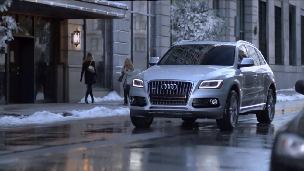 The Season of Audi Event TV Spot, 'Donation' - Screenshot 6