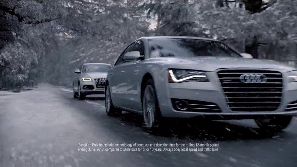 The Season of Audi Event TV Spot, 'Donation' - Screenshot 9