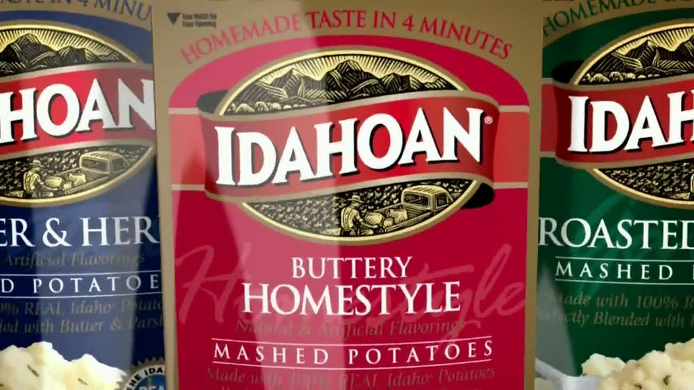 Idahoan TV Spot, 'Idahoan on your Table' - Screenshot 6
