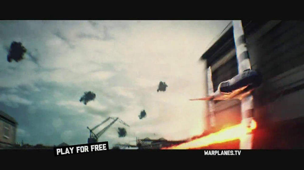 World of Warplanes TV Spot, 'Get Vertical' - Screenshot 9