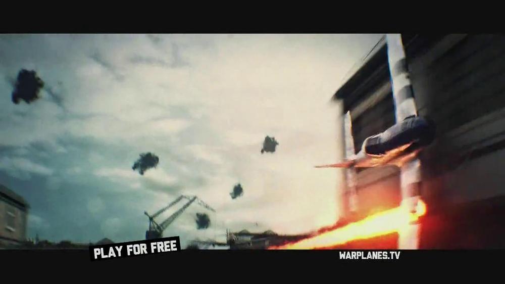 World of Warplanes TV Spot, 'Get Vertical' - Screenshot 9