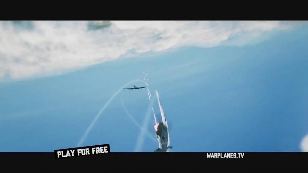 World of Warplanes TV Spot, 'Get Vertical' - Screenshot 2