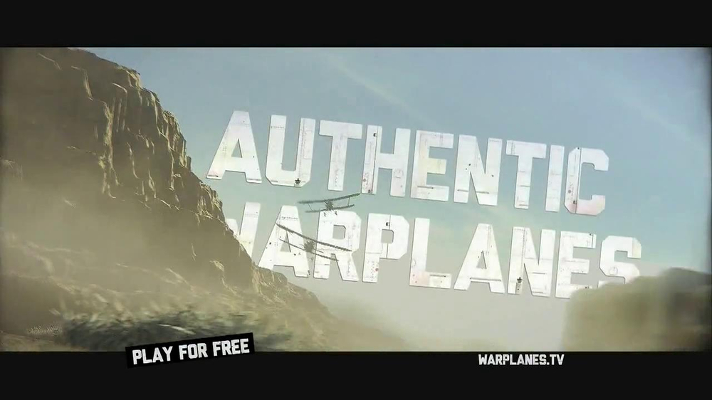 World of Warplanes TV Spot, 'Get Vertical' - Screenshot 3