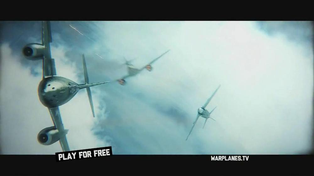 World of Warplanes TV Spot, 'Get Vertical' - Screenshot 4
