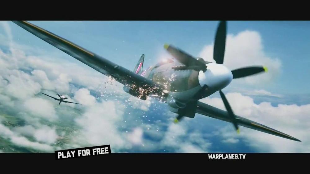 World of Warplanes TV Spot, 'Get Vertical' - Screenshot 5