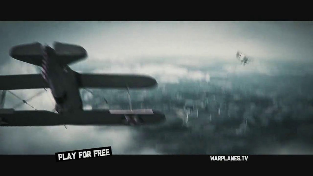 World of Warplanes TV Spot, 'Get Vertical' - Screenshot 6