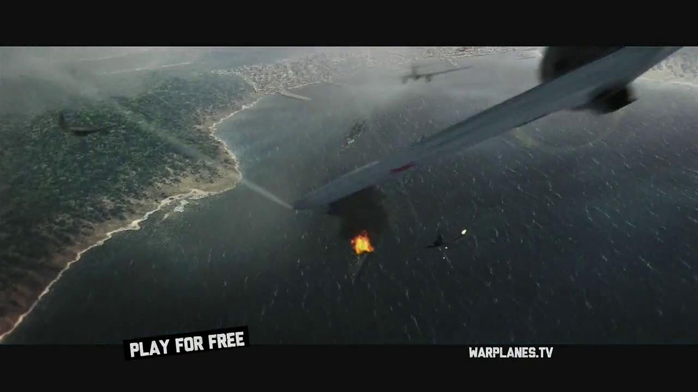 World of Warplanes TV Spot, 'Get Vertical' - Screenshot 7