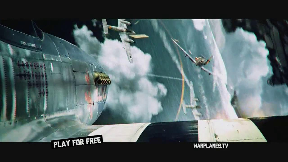 World of Warplanes TV Spot, 'Get Vertical' - Screenshot 8