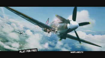 World of Warplanes TV Spot, 'Get Vertical' - Thumbnail 5