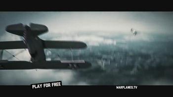 World of Warplanes TV Spot, 'Get Vertical' - Thumbnail 6