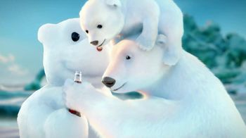 Coca Cola 2014 Holiday TV Spot, 'Snow Polar Bear' - Thumbnail 9